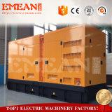 générateur 100kw diesel refroidi à l'eau pour le cordon utilisé