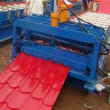 Plus populaires de carreaux émaillés machine à profiler de toit ondulé