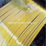 Strato elettrolitico della latta della lacca dorata di fabbricazione della Cina per il barattolo di latta