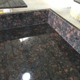 Tan Brown / meuble-lavabo en granite de haute qualité haut de page