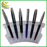 cadeau de promotion de plastique Stylo en métal avec logo Laser