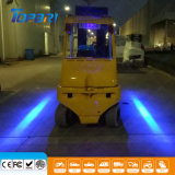 Oferta de fábrica 30W zona azul LED CREE a luz do carro elevador