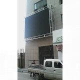 Schermo gigante caldo di vendita P8 LED, schermo di ventilatore impermeabile di P8 LED
