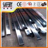 ASTM 410 tubo cuadrado soldado del acero inoxidable 420 430