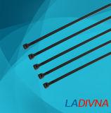 Cintas plásticas de nylon de travamento automático de DV com certificação do UL de RoHS do Ce
