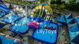 Дешевые популярные новые надувные водный парк с плавающей запятой категории надувные водный парк для детей и Adultgames