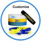 Custom водонепроницаемой силиконовой чип RFID браслет для контроля доступа