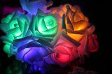 10 leiden namen het Huis van de Gift van de Decoratie van Kerstmis van de Partij van het Huwelijk van de Batterij van de Lichten van het Koord van de Bloem toe