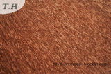 Brown-normales Sofa-Chenillegewebe 310GSM