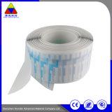 Etiqueta sensíveis ao calor impresso em papel autocolante para a película protetora