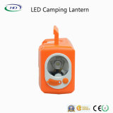 Luz de acampamento recarregável energy-saving da lanterna do diodo emissor de luz