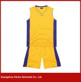 Sport-Abnützung-Klage des Polyester-100 schnelle trockene für Kind (T28)
