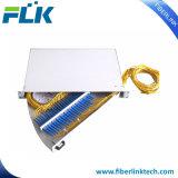 Tipo de fibra óptica painel de correção de programa ODF do balanço do adaptador do St do Sc LC de FC do frame de distribuição da montagem de cremalheira
