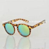 La qualité a personnalisé la collection bon marché de la mode 2018 de sélection de personnel de lunettes de soleil en verre de Sun