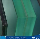 세륨을%s 가진 공간 또는 Brozne 또는 파란 Sunergy에 의하여 부드럽게 하는 박판으로 만들어진 유리