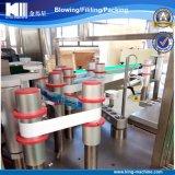 Máquina de etiquetado caliente de alta velocidad del pegamento del derretimiento para la botella plástica
