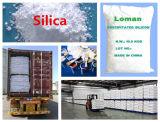 Fumed кремния sio2/диоксида кремния сырье для резиновой обуви и окраска