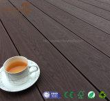 Decking ao ar livre novo de venda quente do estilo WPC do fornecedor de China para o jardim
