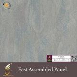 PVC節約および環境保護の壁パネル