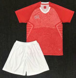 2018新しいデザイン顧客用ロシア、アルゼンチンの各国用のフットボールのスポーツシャツのサッカージャージー