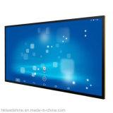quiosco comercial de la señalización de 55 del '' alto brillo del LCD Digitaces de la pantalla