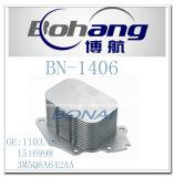 Refrigerador de petróleo del mensajero 2015 de Fiest Toureo de la fusión del repuesto del automóvil de Bonai para BMW Ford (1103. L1/1516998/3M5Q6A642AA)
