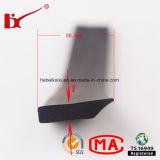 Tür-Gummi-Profil der Verschleißfestigkeit-EPDM