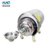 Pompa ad acqua centrifuga orizzontale dell'acciaio inossidabile