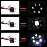 Faro fuori strada rotondo chiaro della jeep di Hi&Lo 7inch LED del faro di Emark LED del PUNTINO