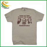 Los hombres de alta calidad personalizado de impresión Camiseta de algodón
