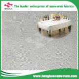 Многократная цепь красит Non-Woven ткань для тканья дома ткани таблицы с МНОГОТОЧИЕМ