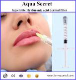 セリウムの注射可能な皮膚注入口のゲルAcido Hialuronico