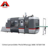 Máquina de termoformagem de plástico automática para a bandeja