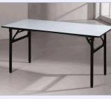 Hotel de buena calidad mesa plegable rectangular de banquetes