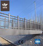 150*150 mm, compuesto de plástico baranda de la valla de madera