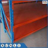 2mx6mx0.6m 2400kg étagères de rangement en acier de l'entrepôt de garage