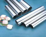 Tubulação de aço inoxidável soldada alta qualidade para o trilho do corrimão ou da escada