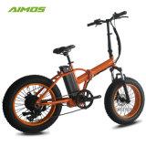 AMS-Tdn-02 nouveau moteur 48V 750W Fat pneu vélo électrique