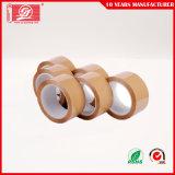 precio de fábrica BOPP de alta calidad de color marrón cinta de embalaje