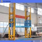 Lager-Führungsleiste-hydraulischer Ladung-Aufzug mit niedrigem Preis