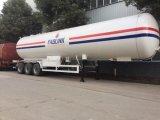 40cbm 2 차축 3 차축 LPG 탱크 트레일러