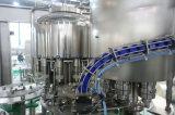 Automatische Plastic Fles 3 in 1 Hete het Vullen van de Drank van het Sap Monoblock Machine