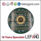 carte de cuivre lourde multicouche de carte à circuit de 1.6mm Fr4 l'ENIG 4oz