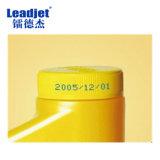 Leadjet V150 de la fecha y el código Cij Impresora de inyección de tinta industrial
