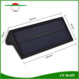 Estilo T especial de la Energía Solar iluminación de exterior Lámpara de pared de color blanco