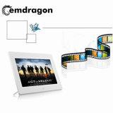 Digital Photo Frame Ad Displayer 10.1 Publicidad Inchtouch Puerto reproductor de DVD capaz Playerinch LCD Full HD Animal Reproductor Ad la mejor calidad de vídeo LCD Digital Signage