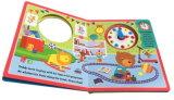 Livro de relógio para crianças