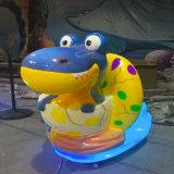 """Горячая монетка сбывания привелась в действие машину игры езды Kiddie динозавра 3D с машиной 12 """" малышей езды качания LCD/Kids"""