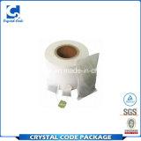 Papel de filtro termosoldable de bolso de té de la seguridad ligera