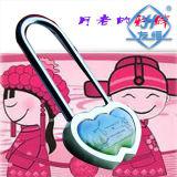 Serratura del cuore di amore di vendite dirette di Actory mini con & senza il tasto